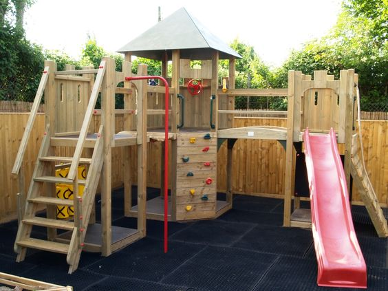 harga playground outdoor